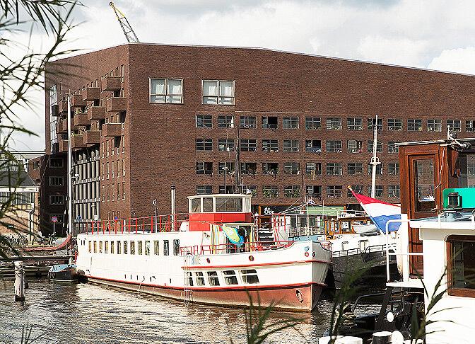 Hip Houseboat, Amsterdam, Netherlands | vacation home rentals