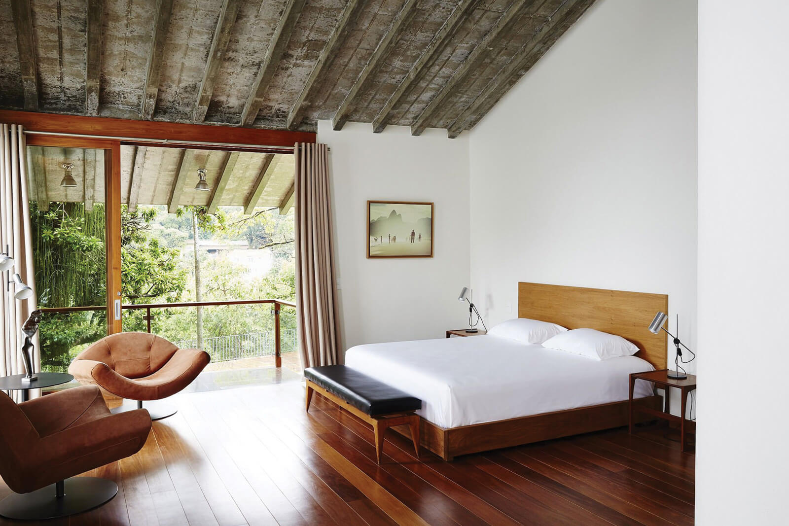 Chez Georges, Rio de Janeiro, Brazil | holiday lettings