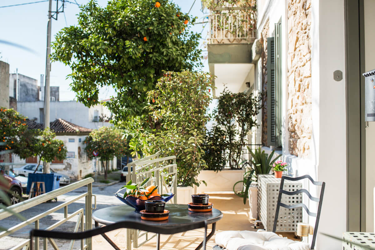 Nest House, Athens, Greece | vacation homes for rent